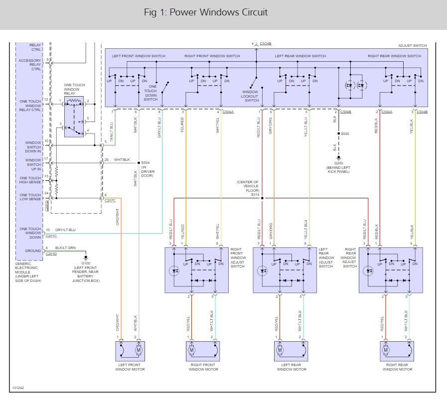 2000 sable door wiring diagram power door switch wiring diagram 2006 taurus wiring diagram  power door switch wiring diagram 2006