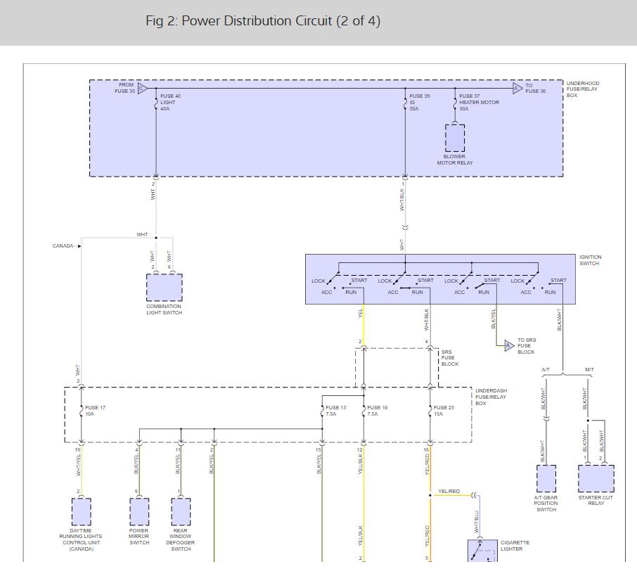 Honda Civic Fuel System Wiring Diagram. . Wiring Diagram on