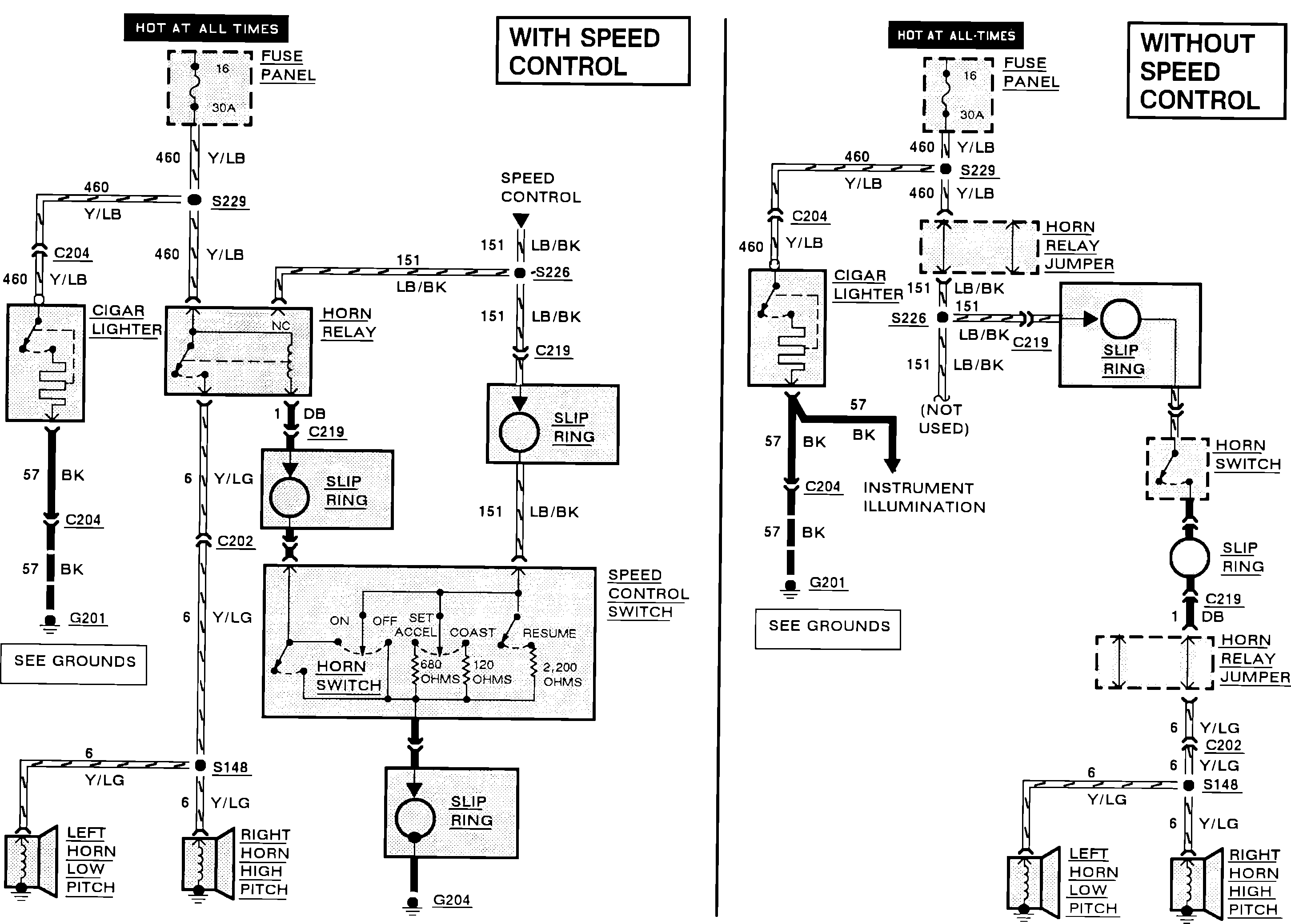 Horn Wiring Diagram Needed  Need Horn Wiring Diagram So I