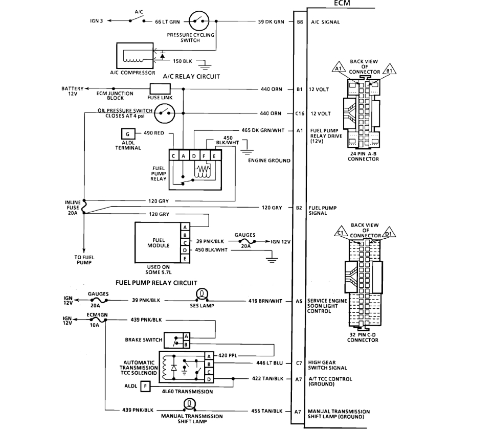 Wiring Diagram Likewise Chevy Truck Wiring Diagram On Chevy S10 Pick