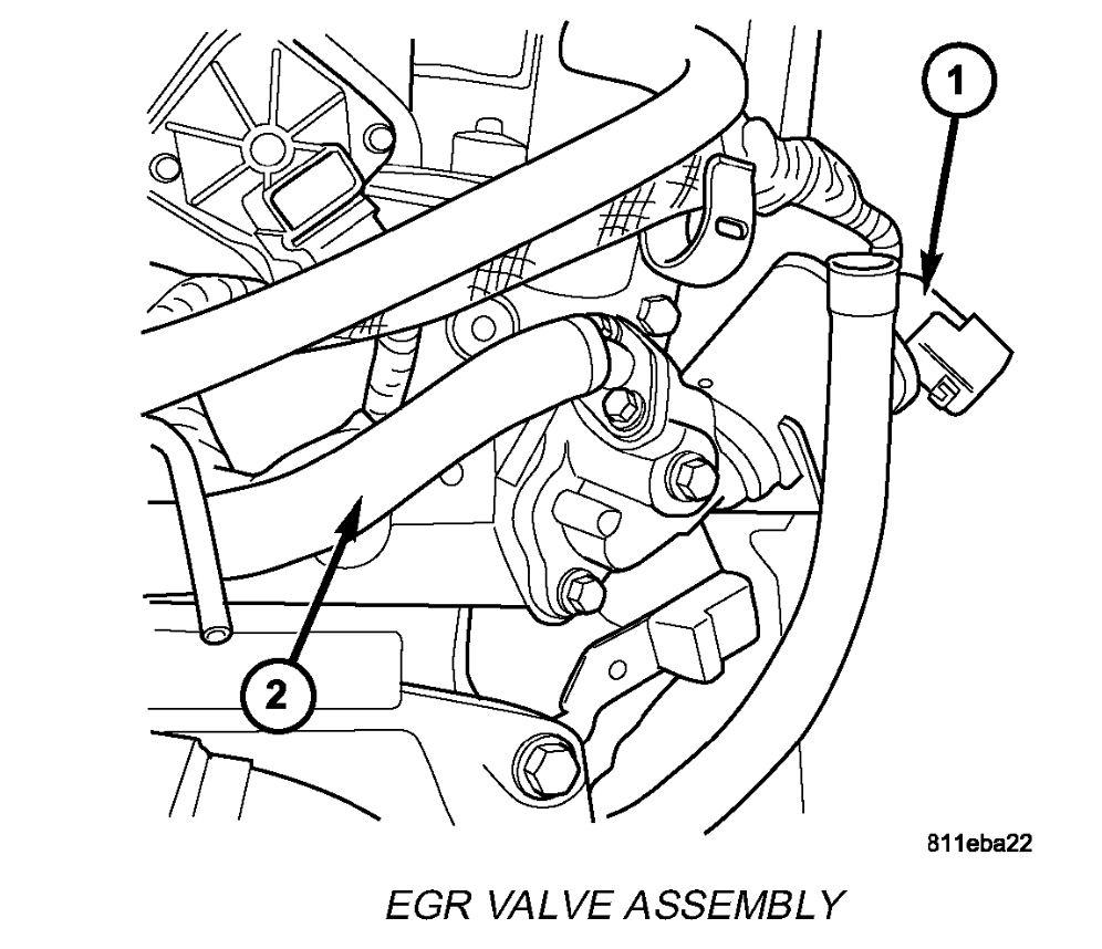 2004 Dodge Stratus Engine Diagram