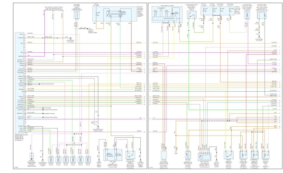 Pcm Wiring Diagrams Good Day Ken Was Hoping You Could Provide Me