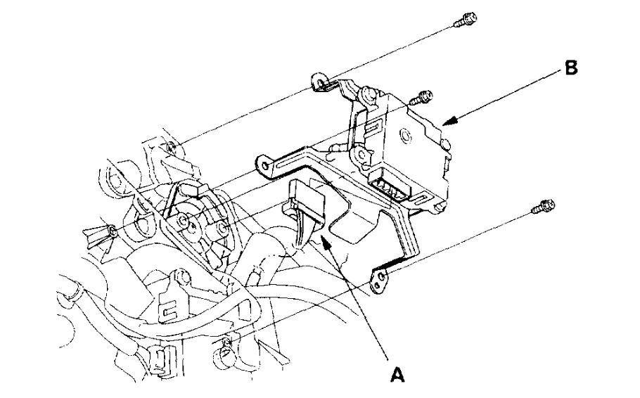 Hvac Blend Door Actuator Replacement There Are Various Doors In