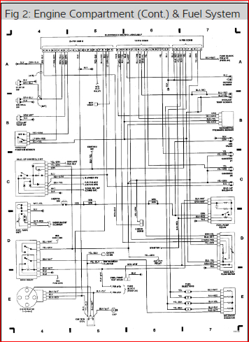 [SCHEMATICS_4FD]  Need Location of Fuel Pump Relays: Working on the Vehicle Listed ... | 1991 Mercury Tracer Diagram Wiring Schematic |  | 2CarPros