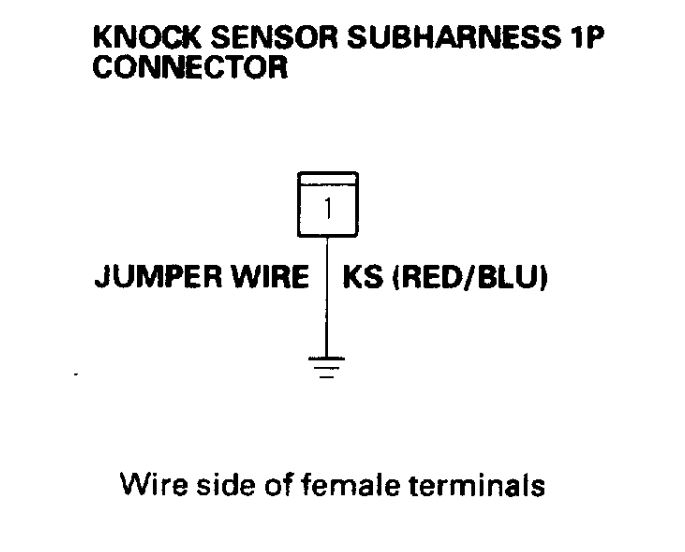 Code P0325: Car Is Throwing a Knock Sensor Code (P0325