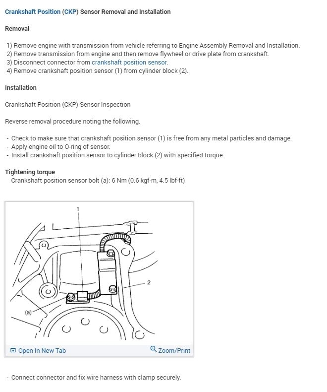2003 suzuki aerio engine diagram: crankshaft sensor location: where is  the crankshaft sensor