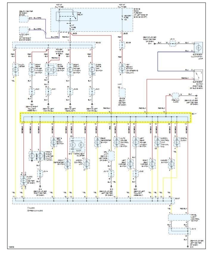 2006 kia sorento dome light wiring diagram  pietrodavicoit