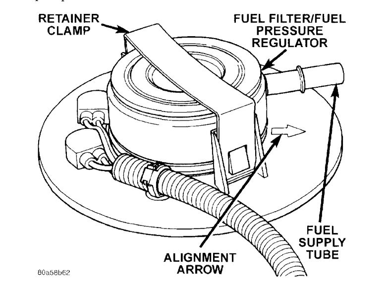 Where Is My Fuel Filter Located My Vehicle Started To Act Weird