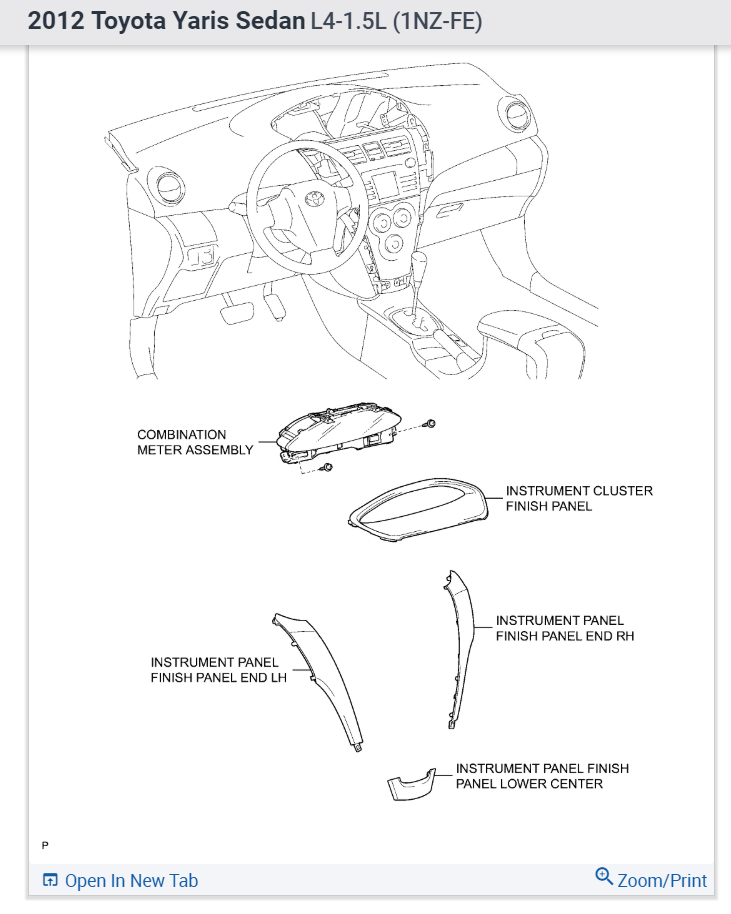 1978 Chevy Heater Core Diagram