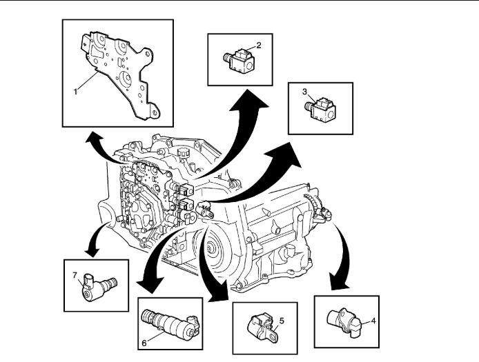 Transmission Shift Solenoid Replacement: I Am Replacing the