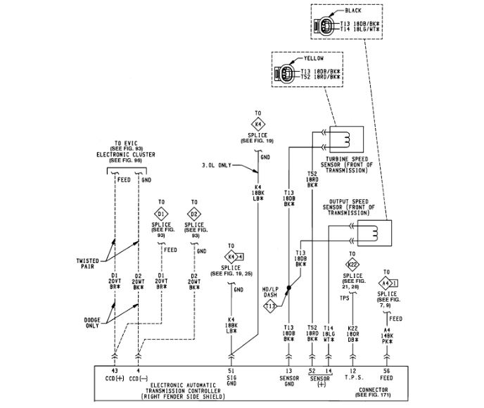 a604  41te wiring diagram  my mom u0026 39 s car has been into the