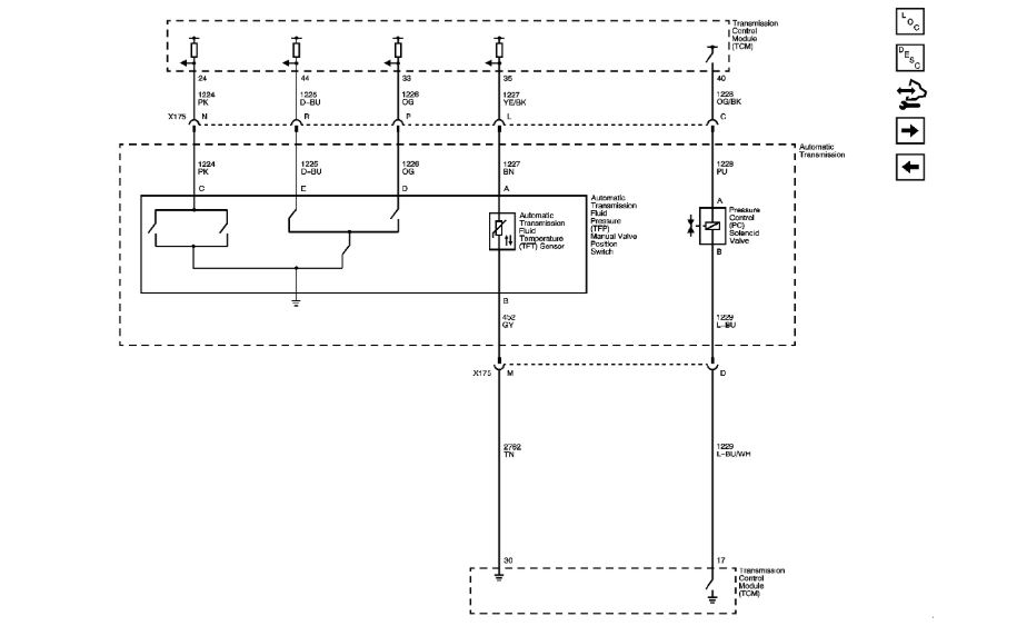 Tcm Diagram  Can I Get The Tcm Wiring Diagrams Please