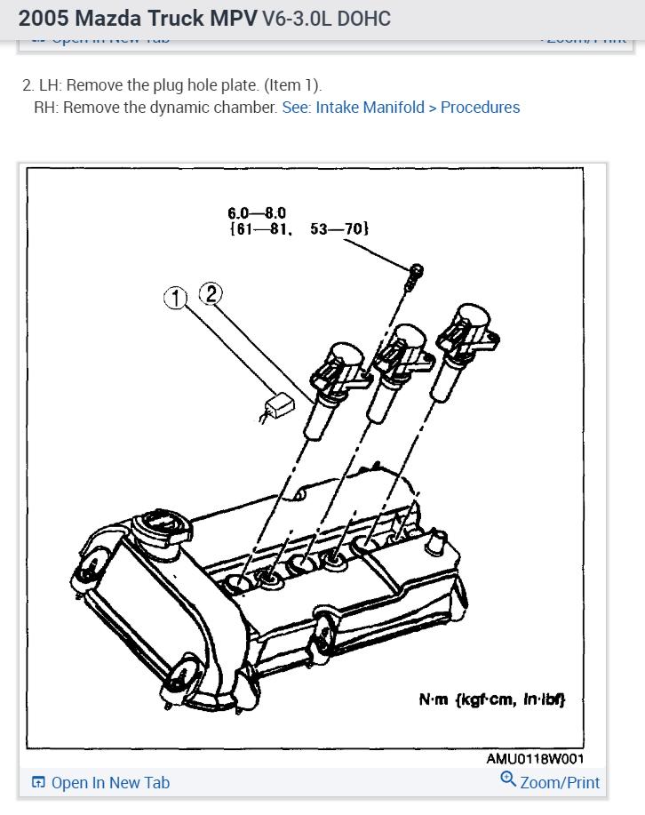 2003 Mazda 6 Engine Diagram Coils - wiring diagram load-tech -  load-tech.vaiatempo.itvaiatempo.it