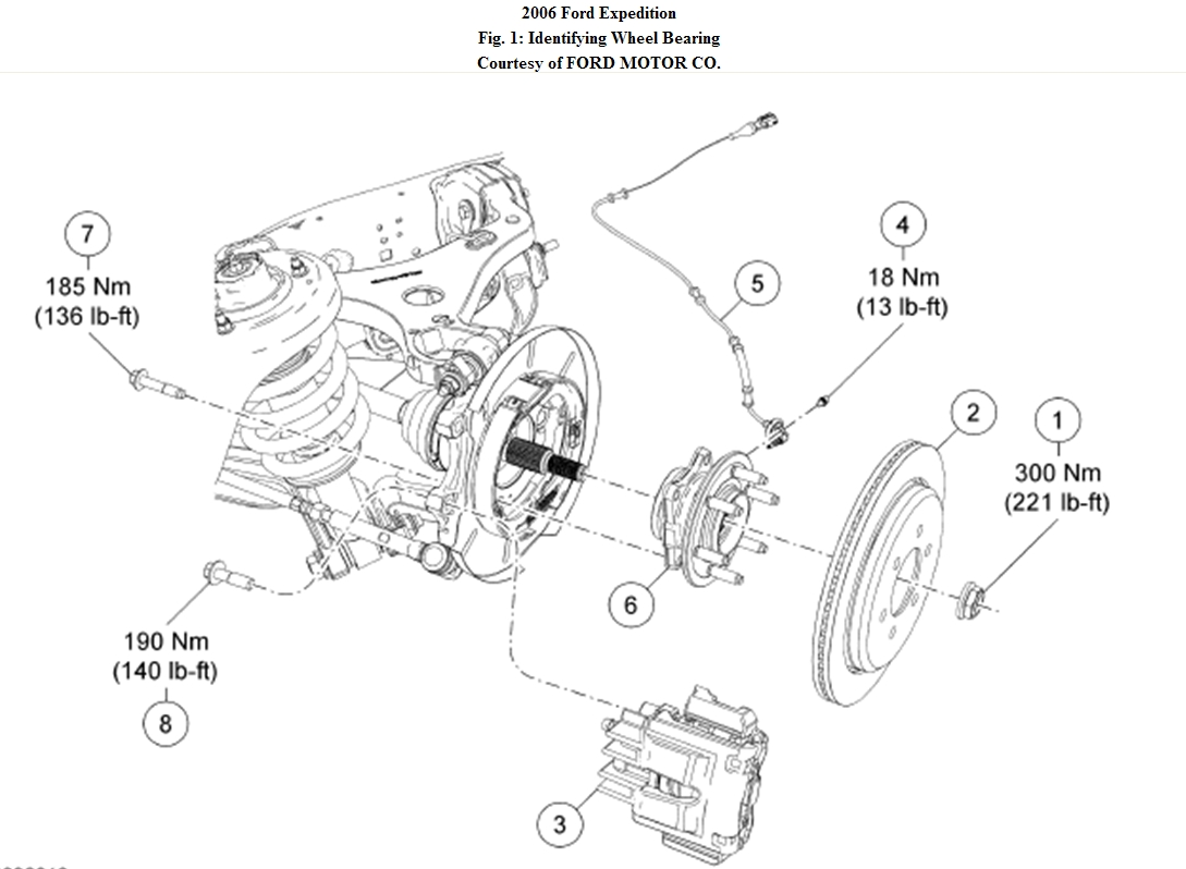 2003 lincoln navigator air ride diagram
