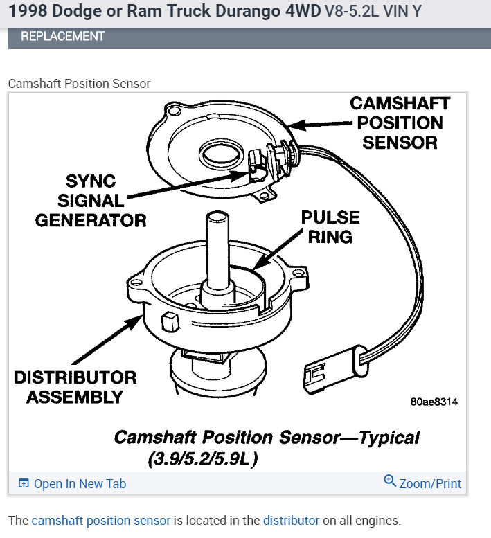 Distributor Replacement: I Am Trying to Get a Distributor Online ...2CarPros