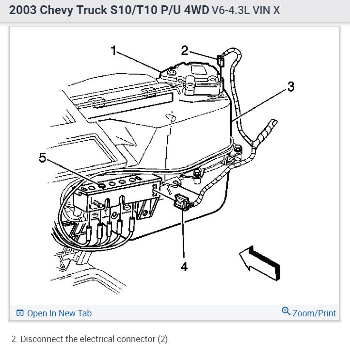 2002 S10 Ac Problems