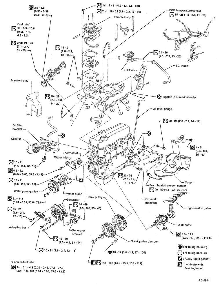 Z24 Vacuum Diagram
