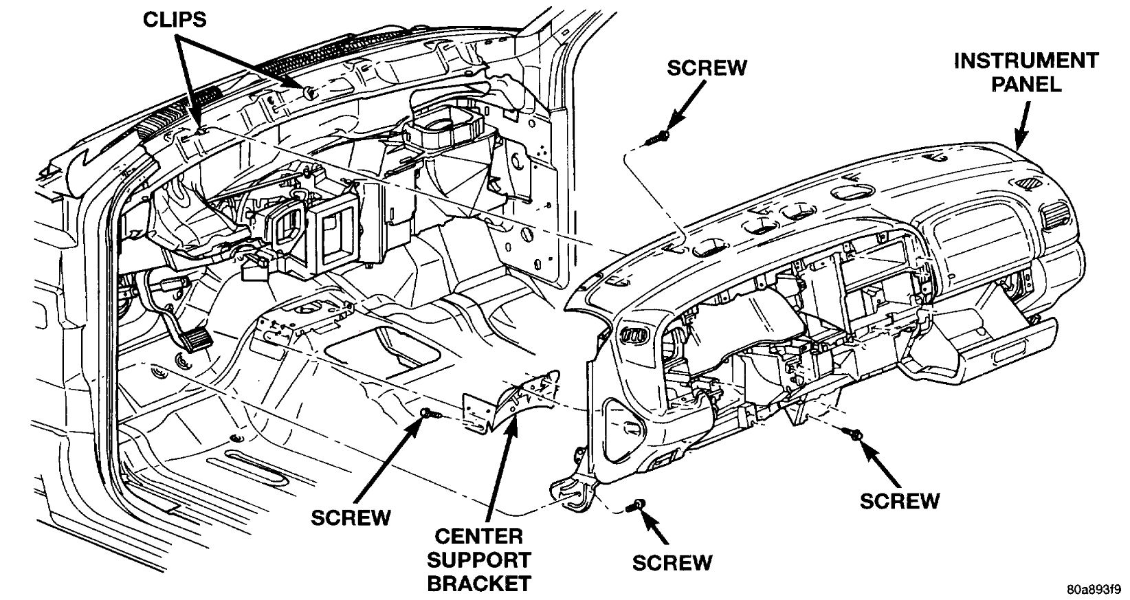 31 2001 dodge durango heater hose diagram