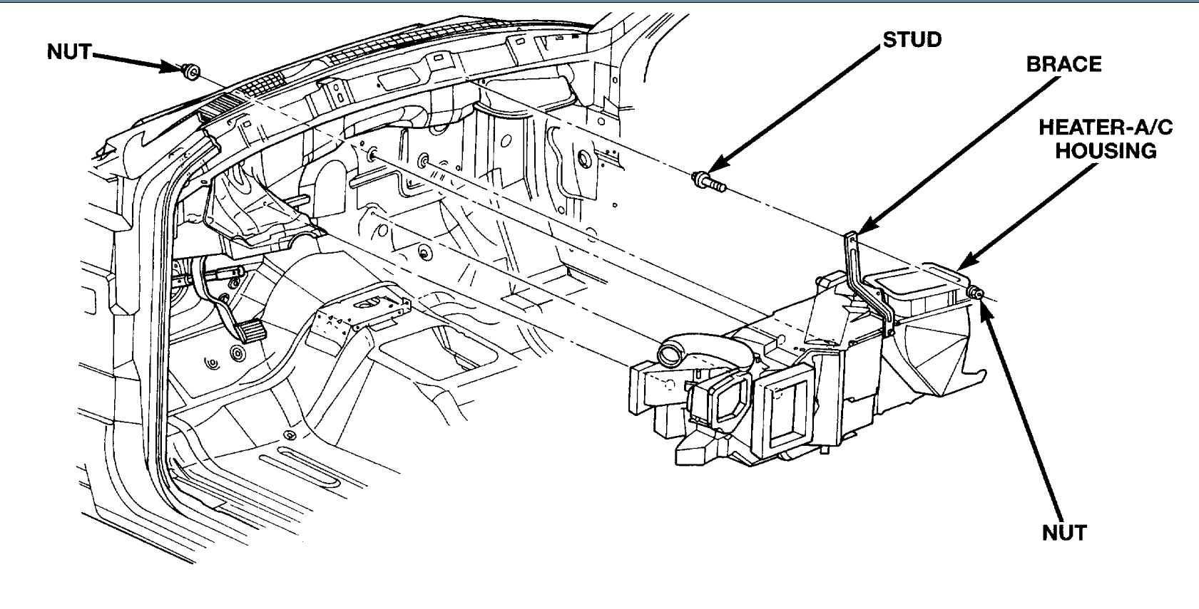2000 durango blower wiring diagram how do i replace the blower fan motor   how do i replace the blower fan motor