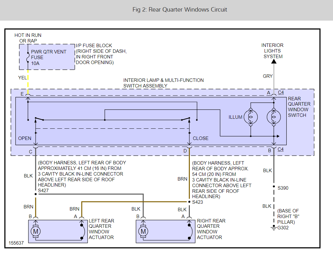 Wiring Diagram Chevy Venture Rear Vent Windows on