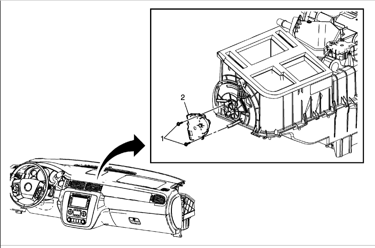 Heater Core Replacement  Need A Step By Step Procedure Or