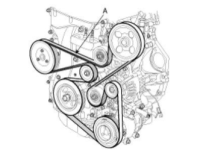 kia forte drive belt diagram kia circuit diagrams wiring diagram kia sorento belt diagram kia belt diagram #8