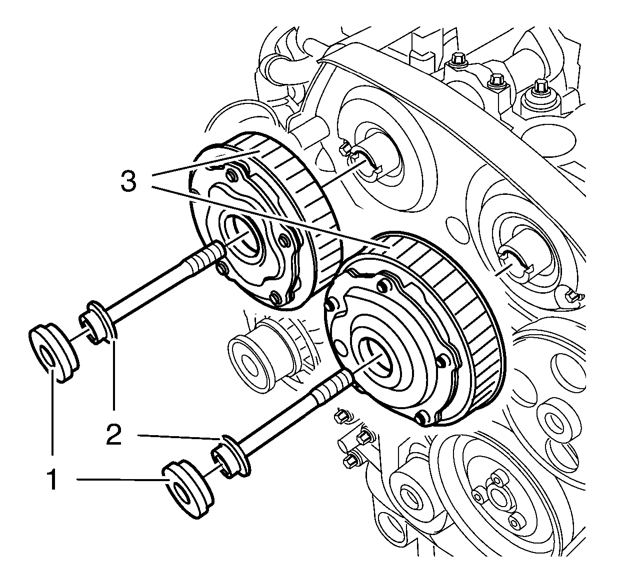 Code P0017: I Need Spec Torque for the Camshaft Intake and
