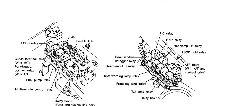 fuel pump relay location i have a 2006 pathfinder v6 le the fuel pump relay location i have a