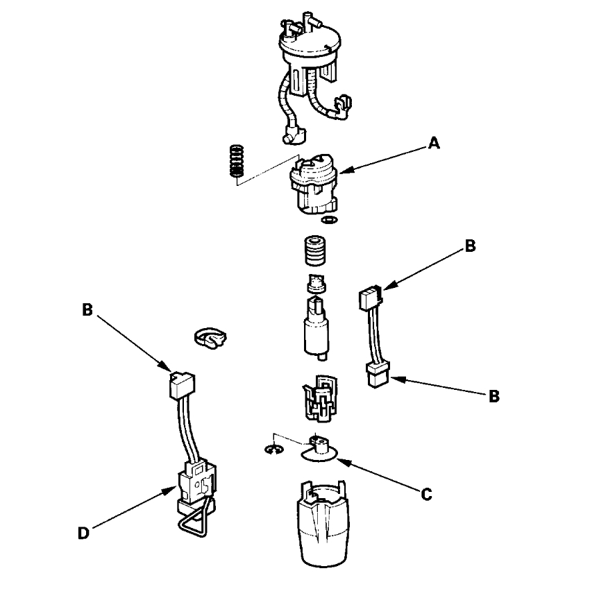 fuel filter location: i was wanting to know where the fuel filter ...  2carpros