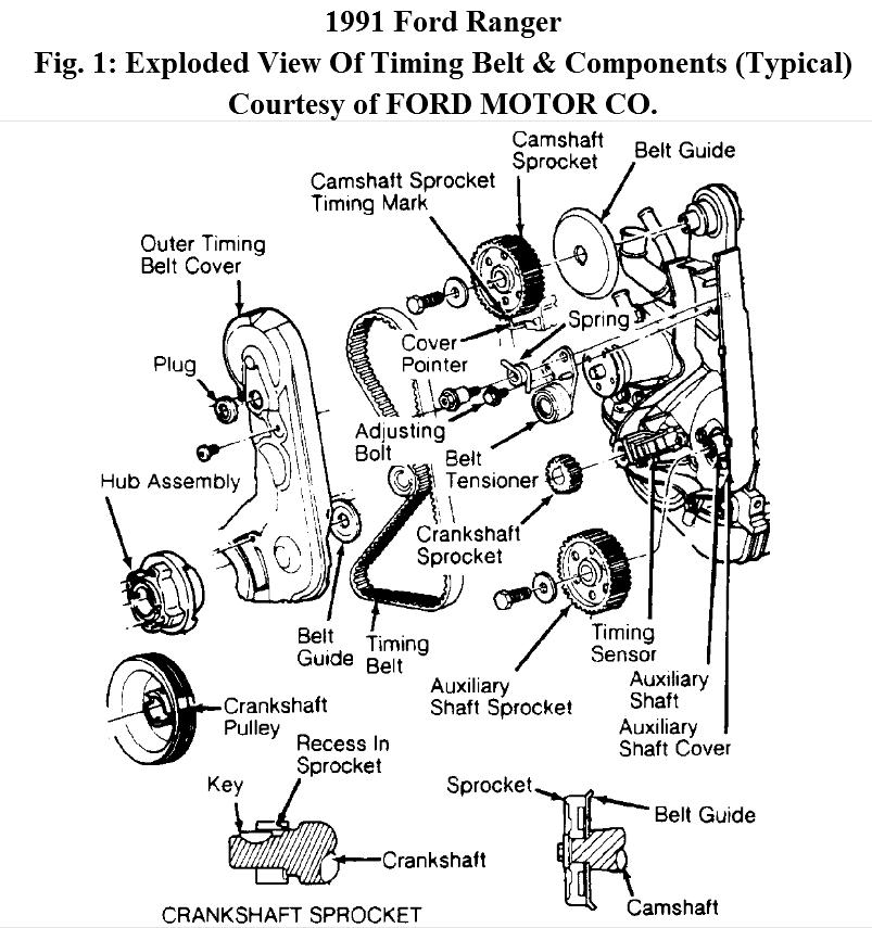 Timing Belt  I Need Timing Belt Diagram And More Imfo On