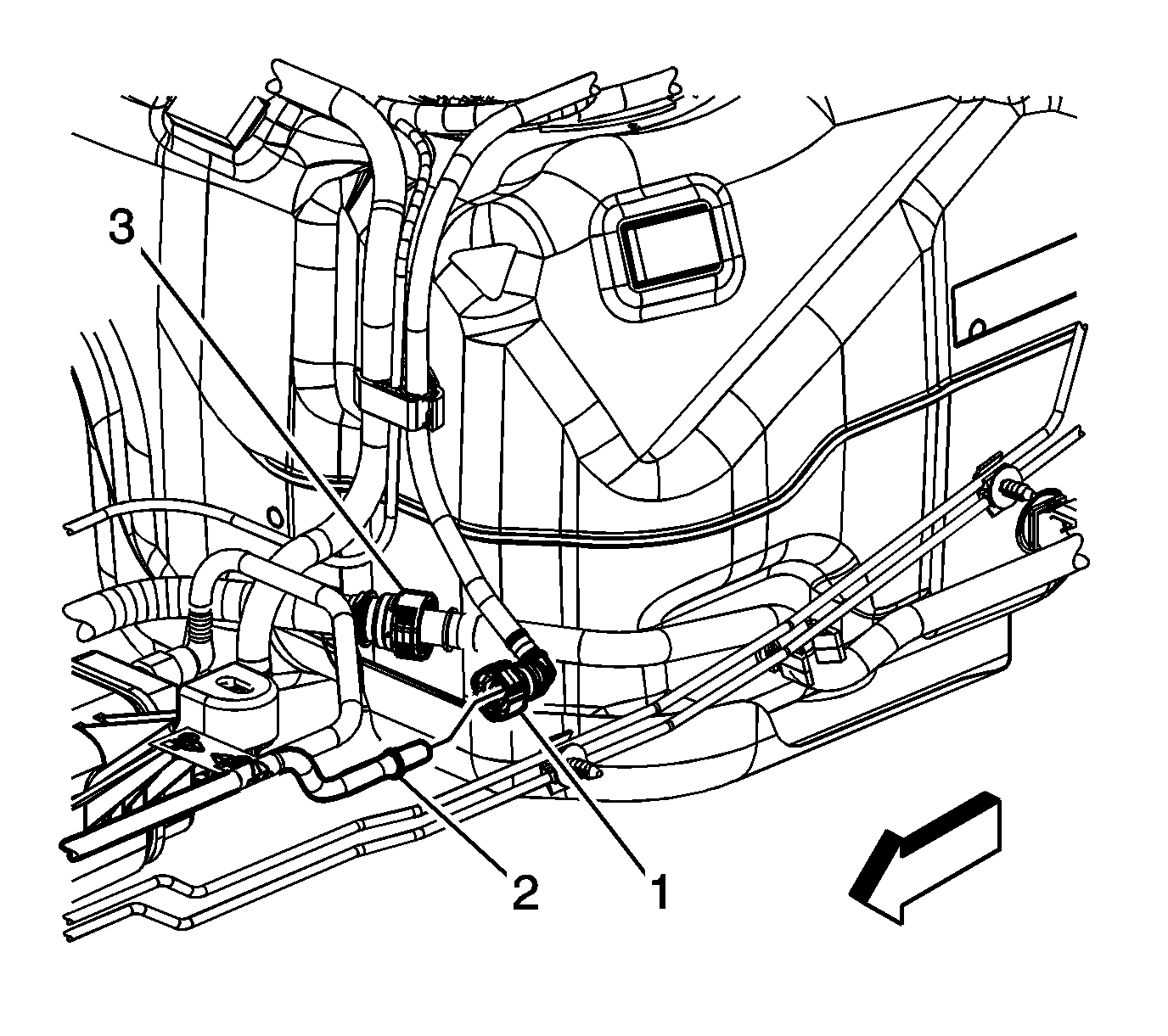 Fuel Tank Pressure Sensor Location: We Have Problems with