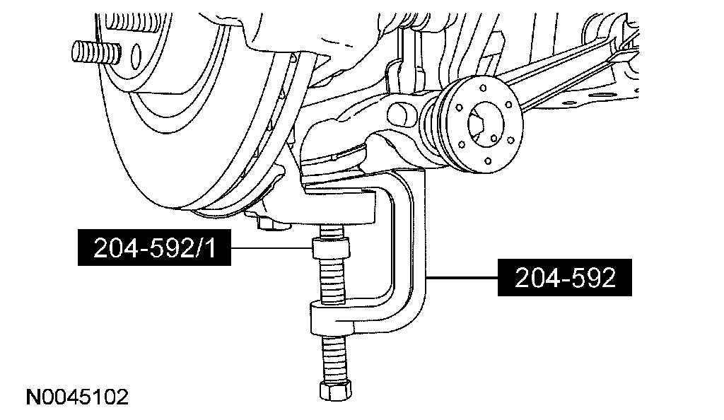Torque Specs Need Help Getting Lower Control Arms Torque Specs