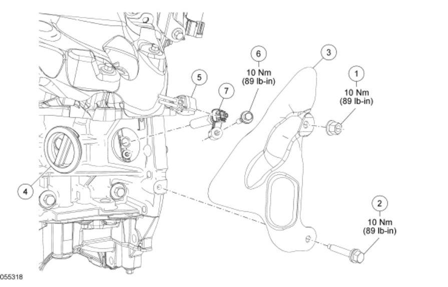 Crankshaft Position Sensor Location So Many Places I39ve Rh2carpros: Ford F150 Camshaft Position Sensor Location At Gmaili.net