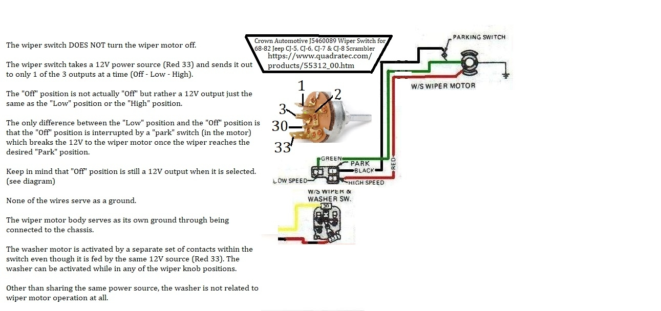Jeep Cj5 Wiring Diagram from www.2carpros.com