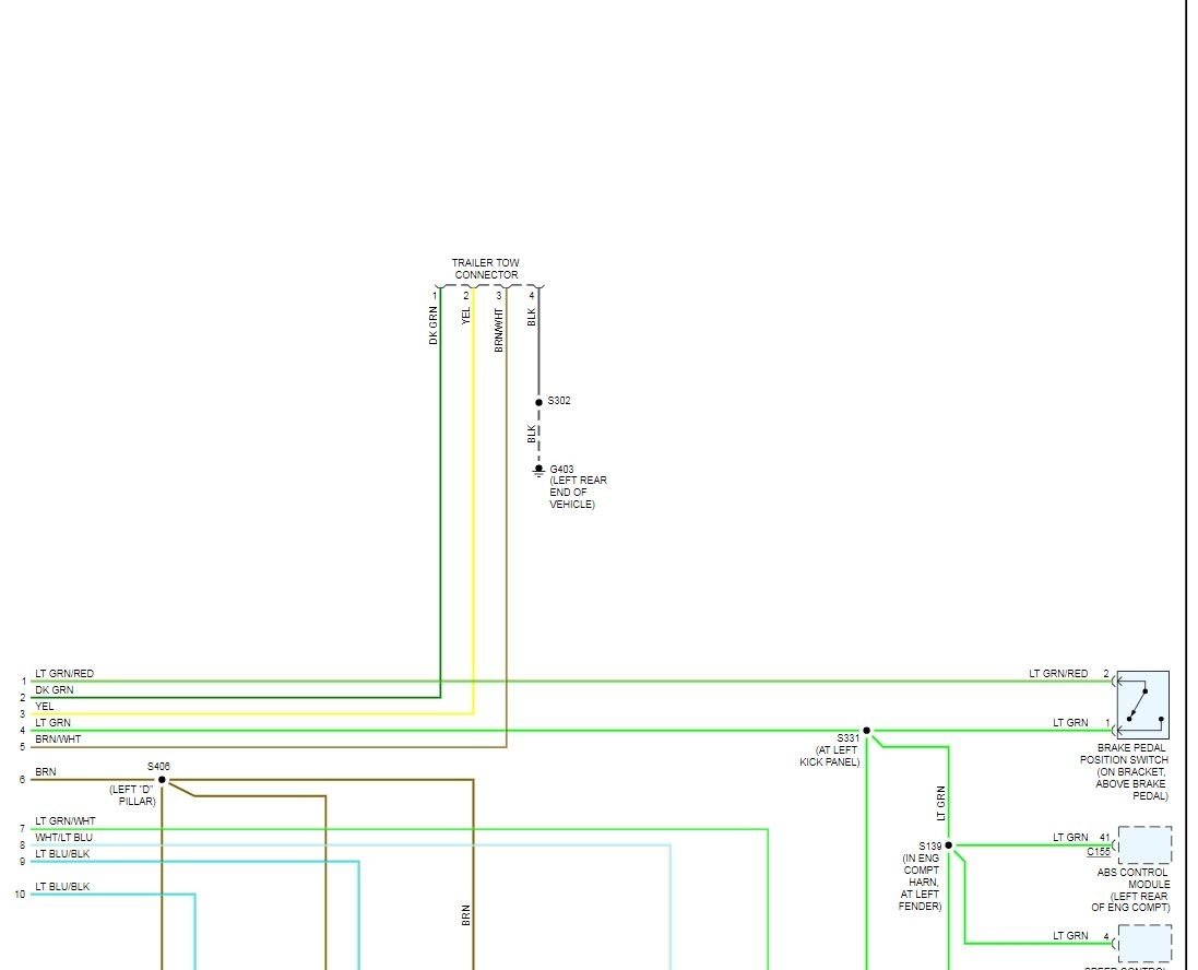 See That You Keep Blowing The Abs Fuse Here Is The Wiring Diagram
