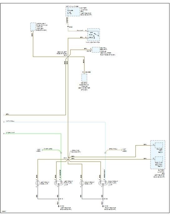 2003 Ford Ranger Brake Line Diagram