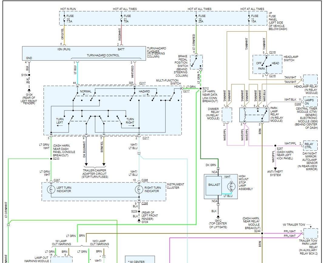2005 Ford Explorer Ac Diagram