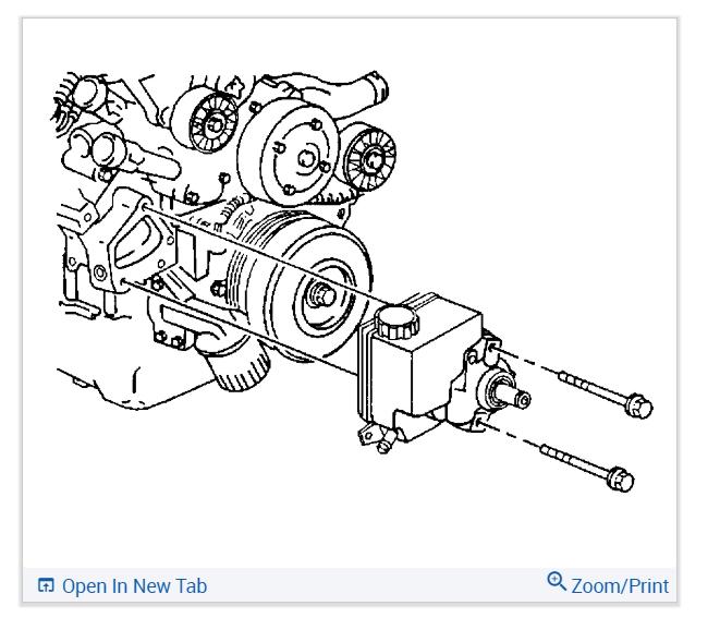 adding power steering fluid 2006 chevy impala