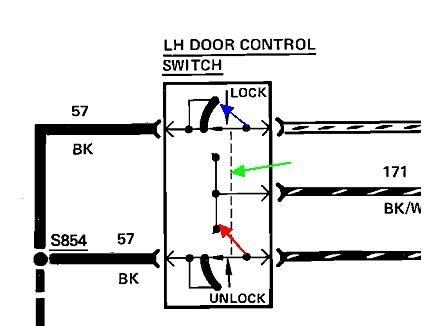 original  Pin Relay Wiring Diagram Door Lock on for chevy, marker light, door lock,
