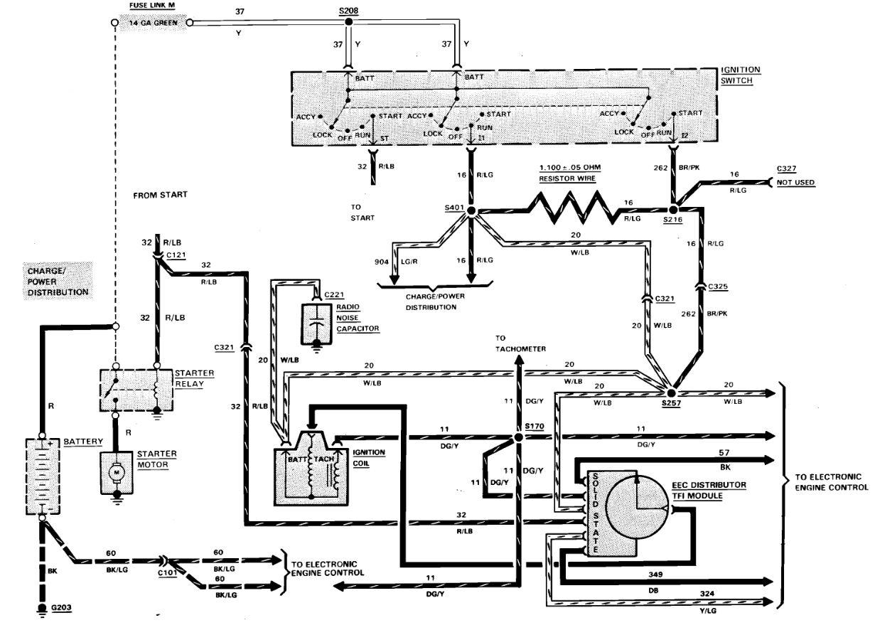 1991 Ford F150 Starter Solenoid Wiring Diagram ...