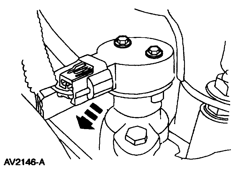 Camshaft Position Sensor Location Where Is It Located Exactly On