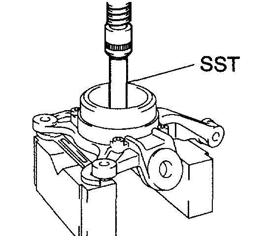 1994 Toyota Previa Throttle Body