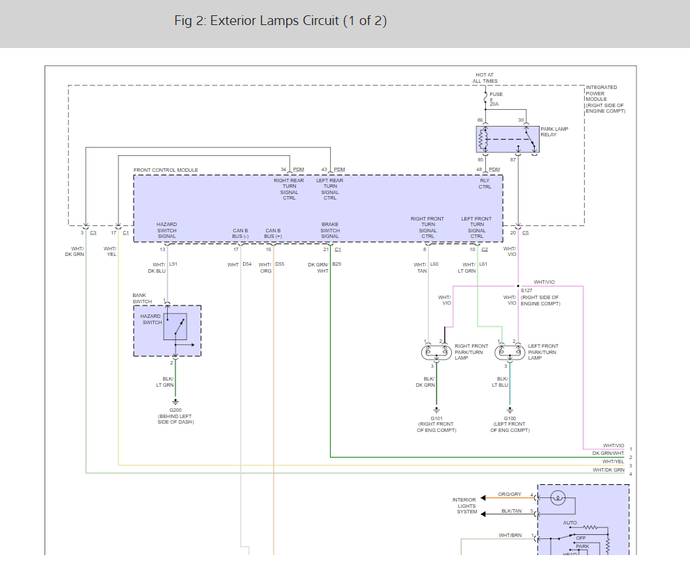 Dodge Magnum Turn Signal Wiring Diagram Wiring Diagram Resource Resource Led Illumina It