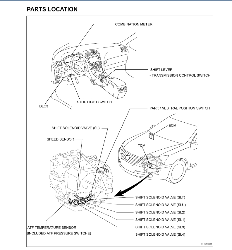 [SCHEMATICS_44OR]  Transmission Speed Sensor: I Can Not Find the Speed Sensor, Is It ... | 2007 Toyota Camry Engine Diagram Sensors |  | 2CarPros