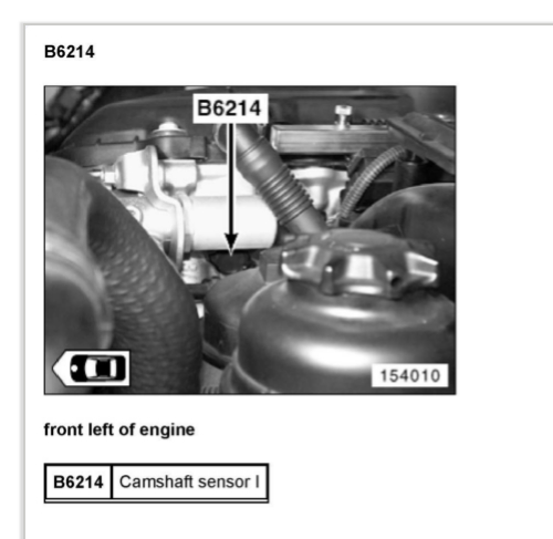 How Many Camshaft Position Sensors Does It Have And Where