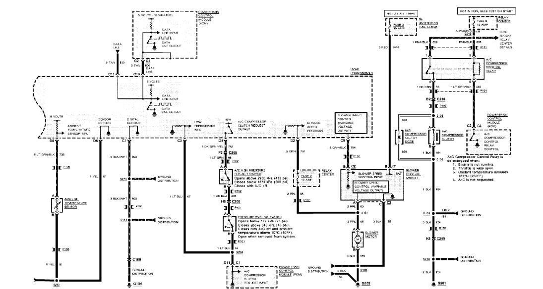 Hvac Cross Section Schematic Diagram Hvac Climate Control Where