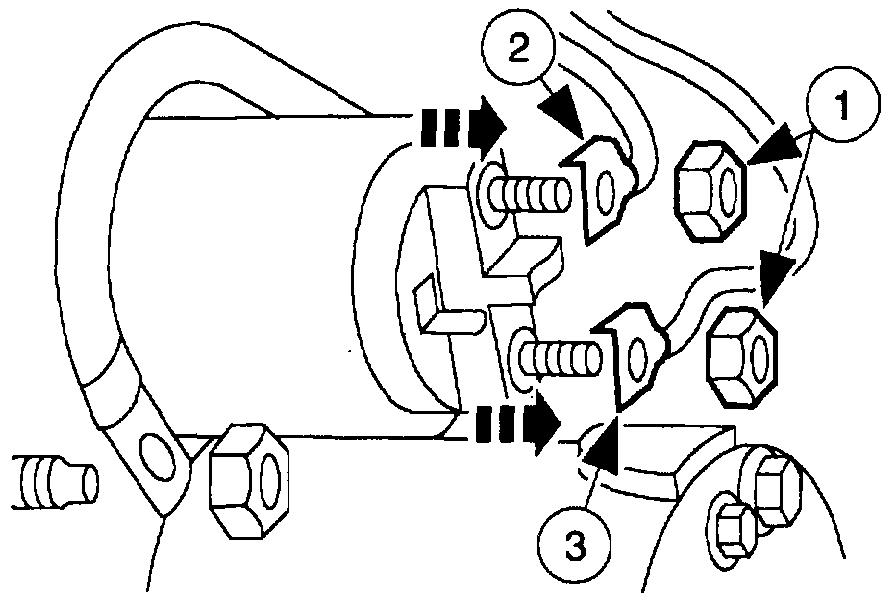 1997 F150 Warning Lights
