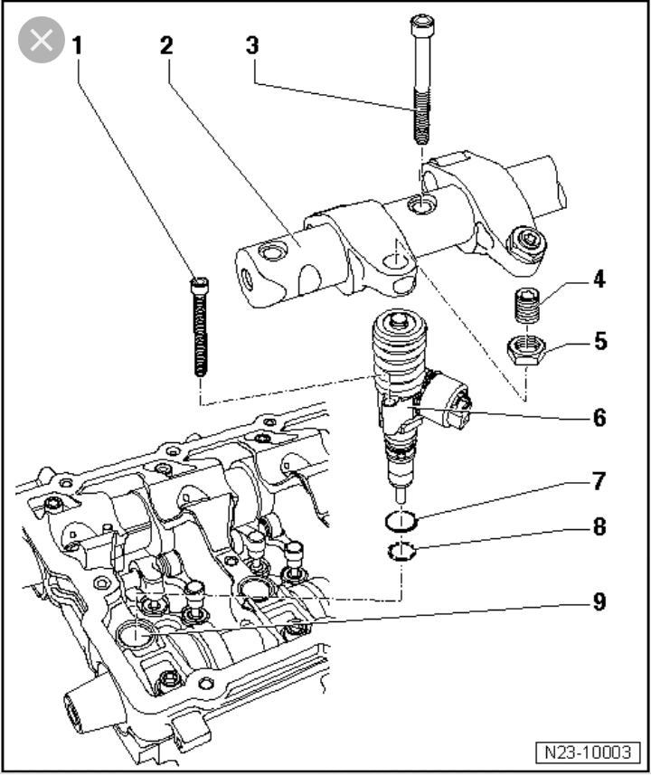 Cylinder Head Problem Hi I39ve Recently Changed The Head