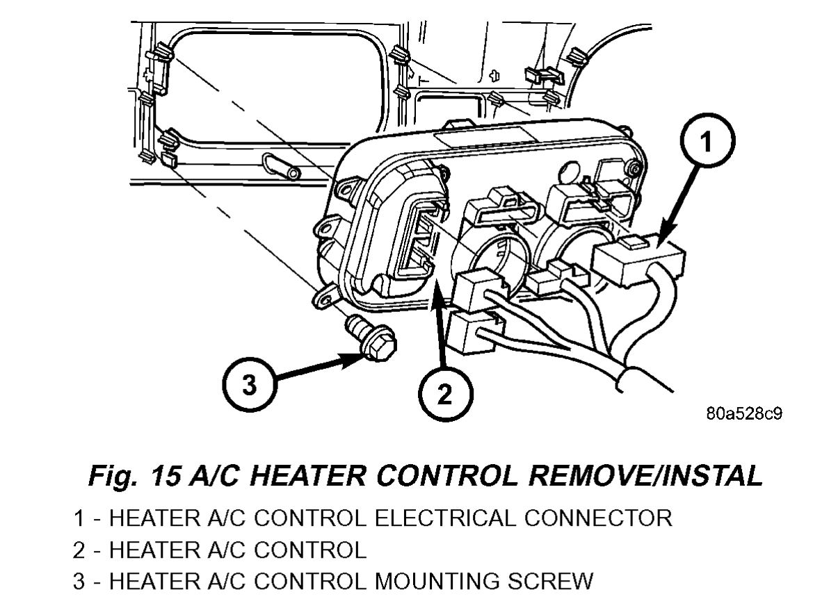 Blower Motor Doesnt Work  The Front Ac  Heater Will Not