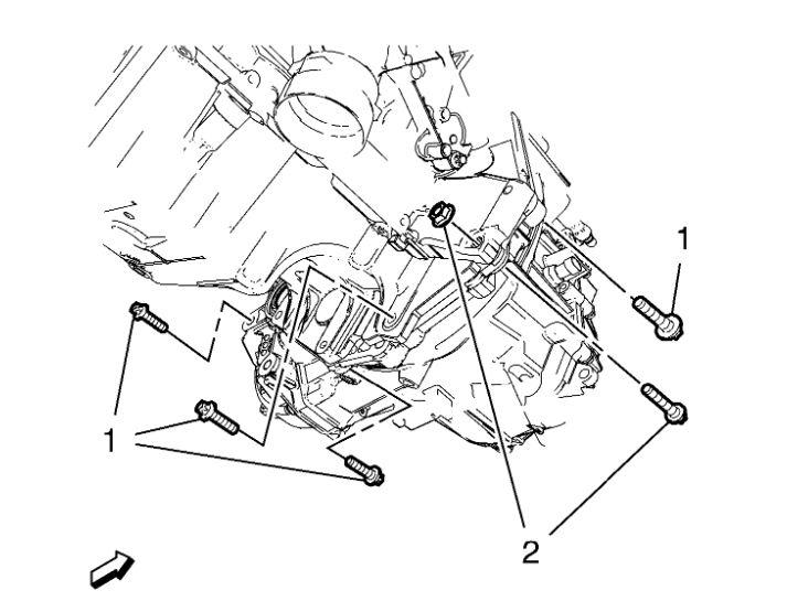 Crankshaft Rear Main Seal Replacement The Rear Main Seal Is